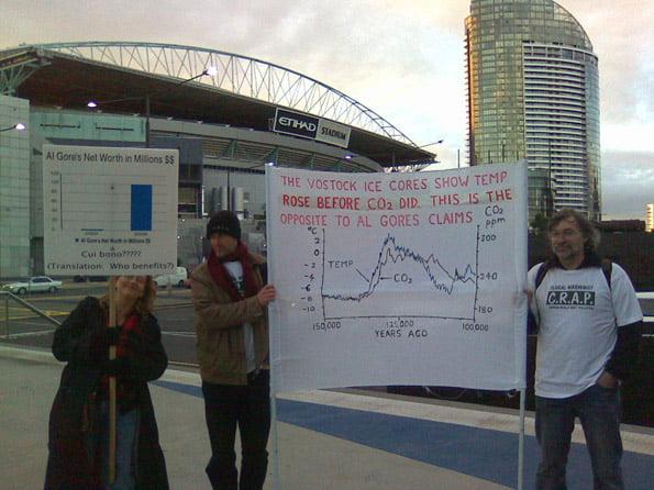 Al Gore Melbourne ver 2