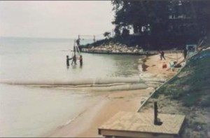 Solomon Islands Building Sand beach 1 cut