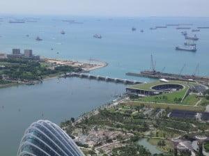 Marina barrages Singapore