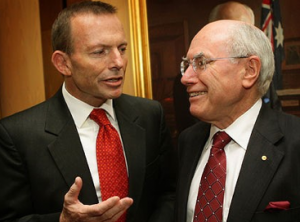 Howard and Abbott