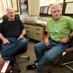 Roy Spencer and John Christy are responsible for compiling the UAH Satellite record.