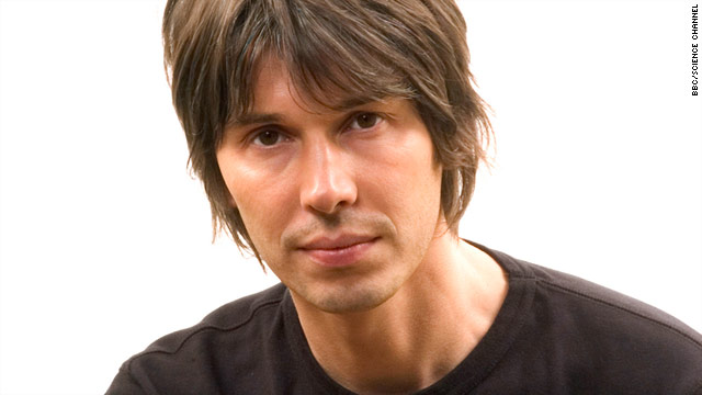 Prof Brian Cox, image courtesy of the BBC