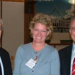 Jennifer Visits the Australian Parliament