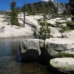 Enchanted Pools, Sierra Nevada, California