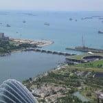 Dam Building in Singapore