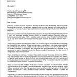 Bureau Misleads Minister Frydenberg on Goulburn
