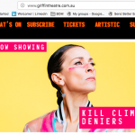 'Kill Climate Deniers' – Now Showing at a Sydney Theatre